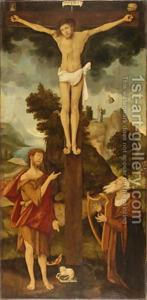CONSULTORIO ROMÁNICO - Página 20 Christ-On-The-Cross-With-John-The-Baptist-And-King-David-1508_zpsb7164c47