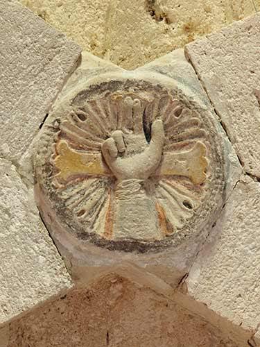 ICONOGRAFÍA ROMÁNICA P4299777