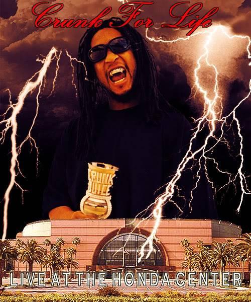 Lil Jon - Crunk for Life CFLLiljon