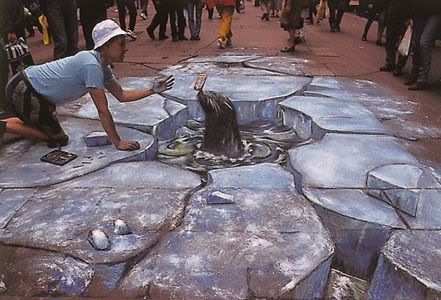 Awesome Chalk Drawings Chalk2