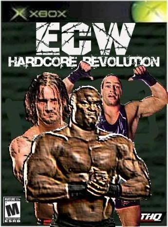 ECW Hardcore Revolution Game Ecwgame