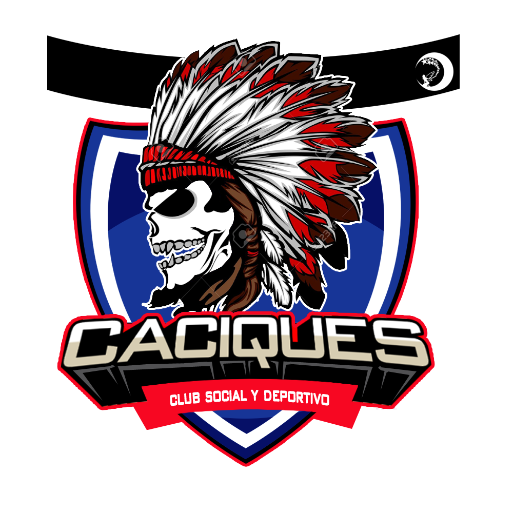 Equipo, Escudos, Pais y Estadios Trickers Caciques