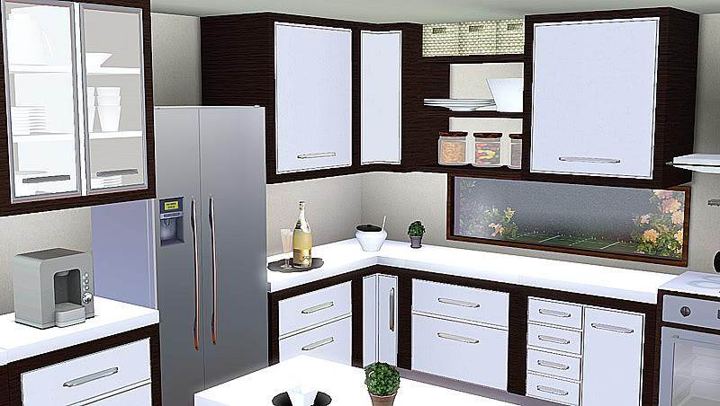 Perfecto Sims 3 Crear Isla De Cocina Motivo - Ideas de Decoración de ...