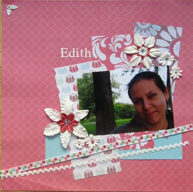 Pages de Septembre 2011 Edith