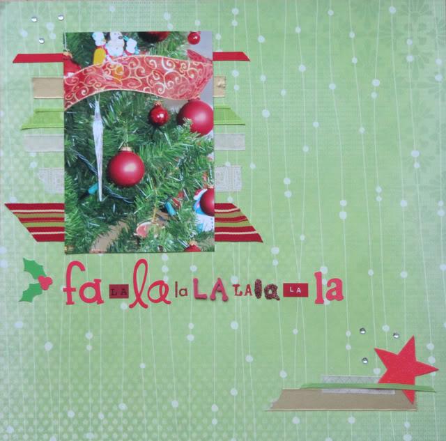 """Défi """"Chantons, chantons Noël"""" de picotine (déc) - Page 2 Dcembre"""
