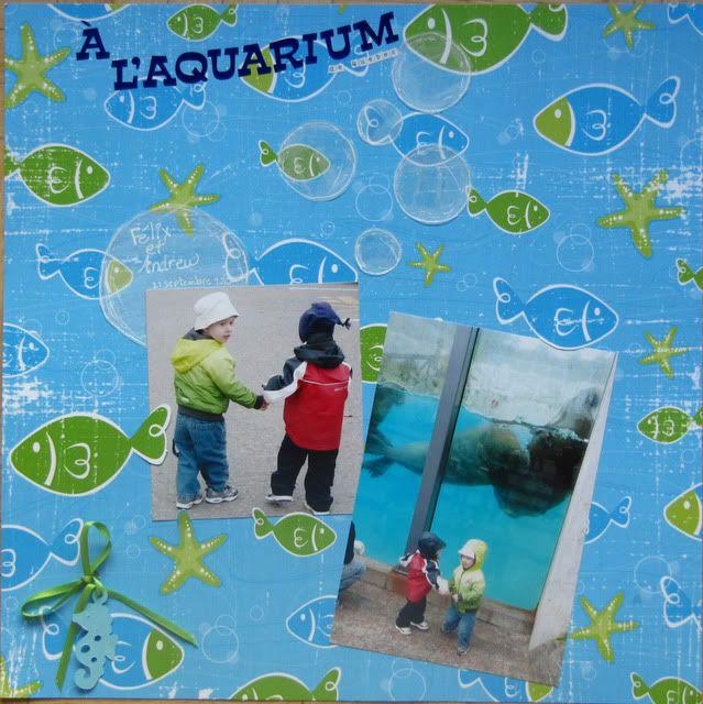 Pages de Septembre 2011 Laquarium