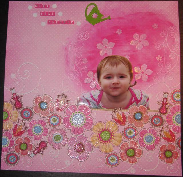 20 à 20 de Février 2012 - Les consignes Lilifleurie