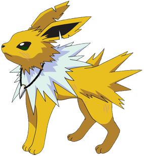 Thorn the Serious Jolteon [Hoenn] ThornJolteon