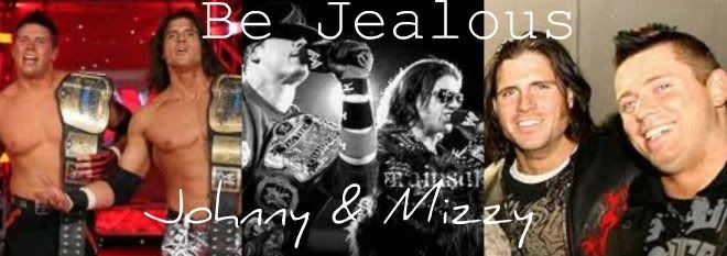 Johnny & Mizzy JohnMorrisonTheMiz