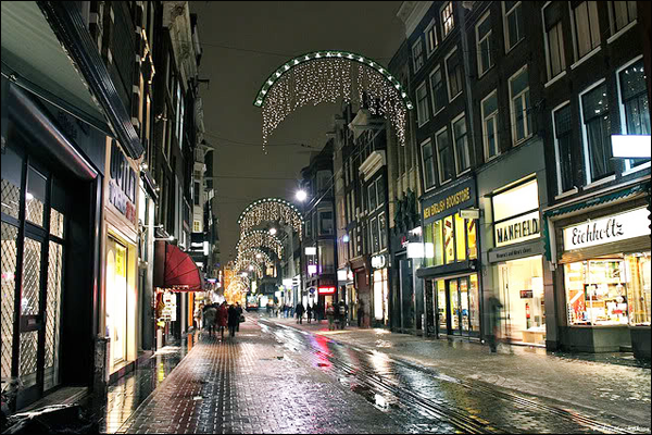 Rua Leidsestraat Leidsestraat