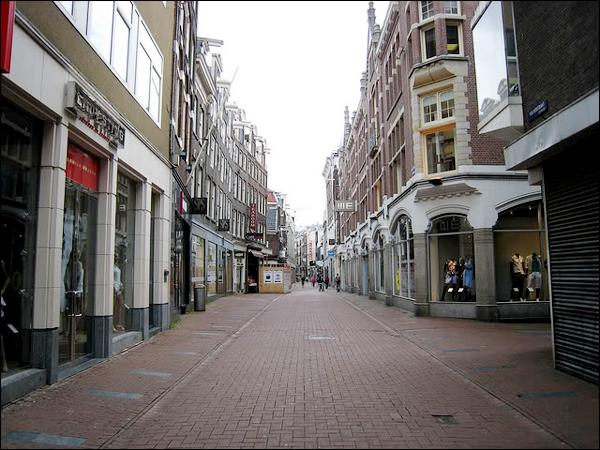 Rua Kalverstraat Kalver