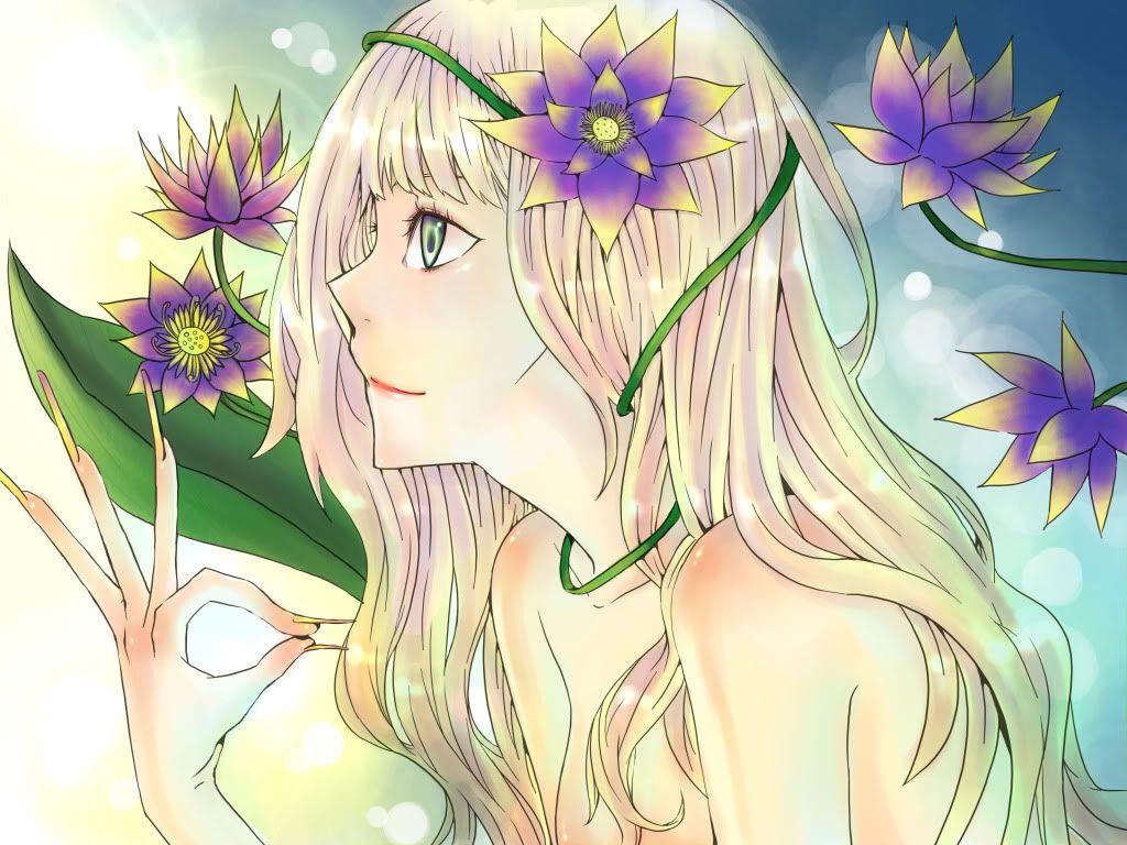มุมภาพน้อยๆของhiruna[UPDATE] Lotus-girlcopy
