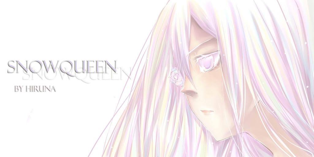 มุมภาพน้อยๆของhiruna[UPDATE] Snowqueen