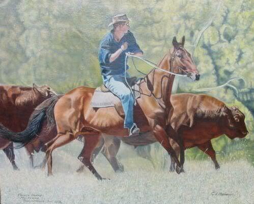 ART: Oil Paintings by Retribution PrinceHarry2