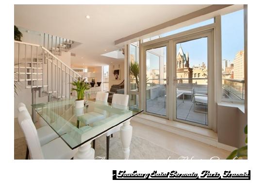 Apartamento de Blair. Faubourg Saint Germain , Paris. ApartamantoBlair