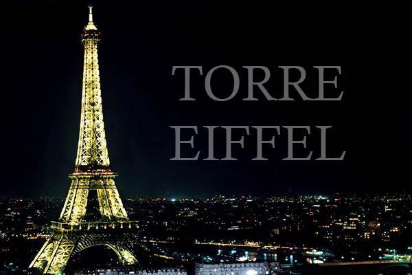 Año nuevo 2016 - Torre Eiffel. París, Francia. TorreEiffel