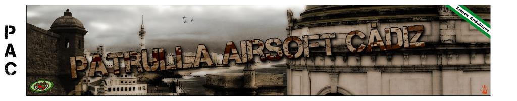 Patrulla Airsoft Cadiz