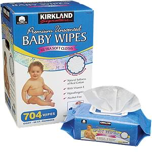 another banning Kirkland-baby-wipes