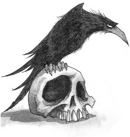 Tunic/Tabard Raven
