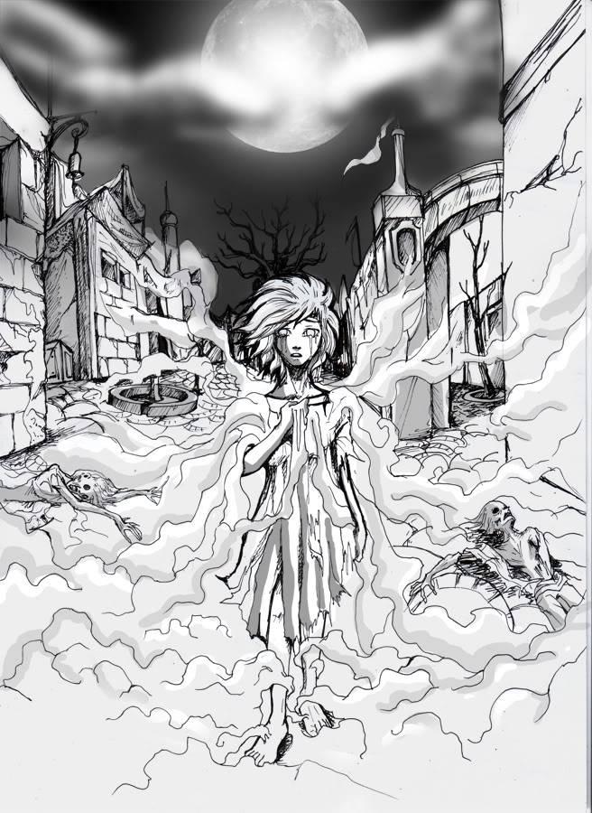 Madlab Comic - Legend Of Shavarah by Xtiena 001