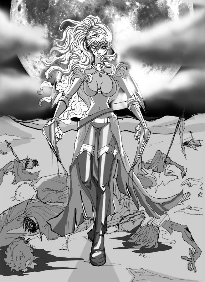 Madlab Comic - Legend Of Shavarah by Xtiena 002