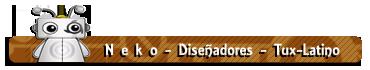 Userbars Para el staff..   Neeko