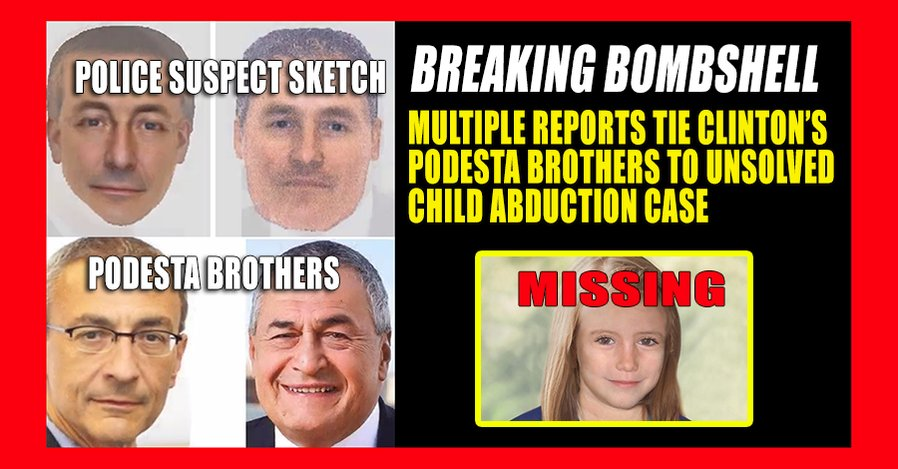 Currently doing the rounds on Reddit - Podestra brothers compared to McCann efits - Page 2 Print_zpsone024xz