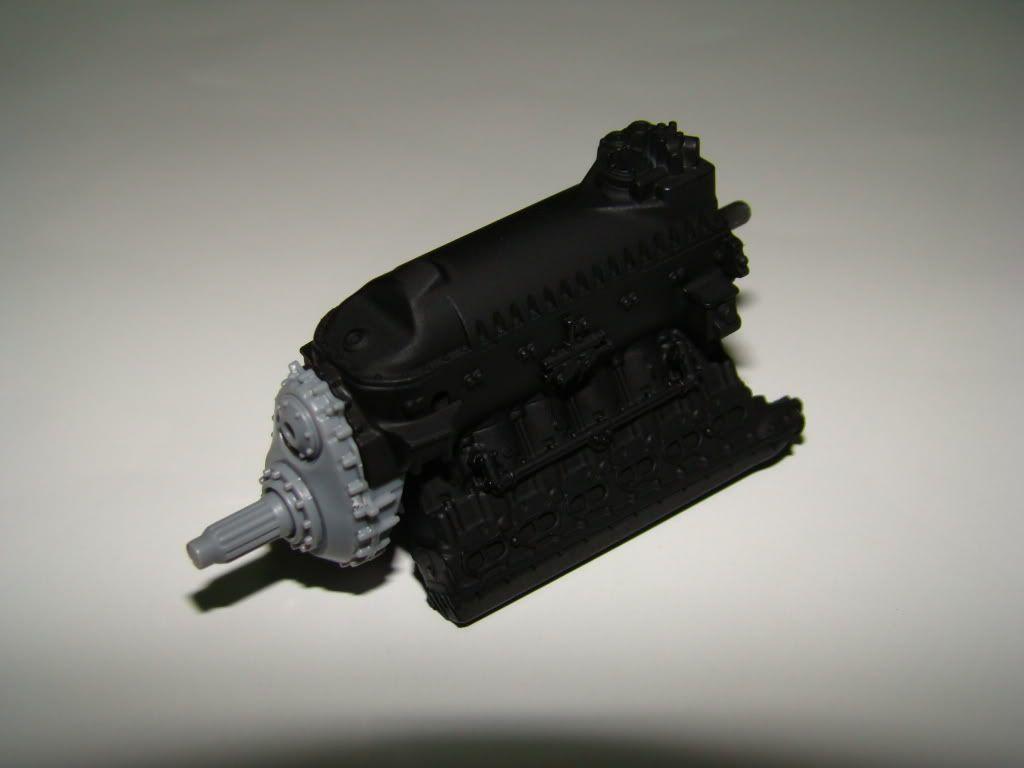SPITFIRE MK.IXc 1:32 tamiya. DSC06614