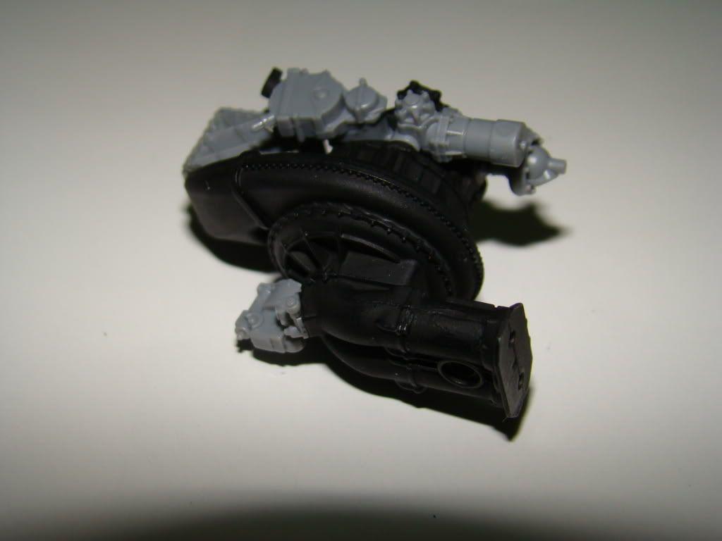 SPITFIRE MK.IXc 1:32 tamiya. DSC06635