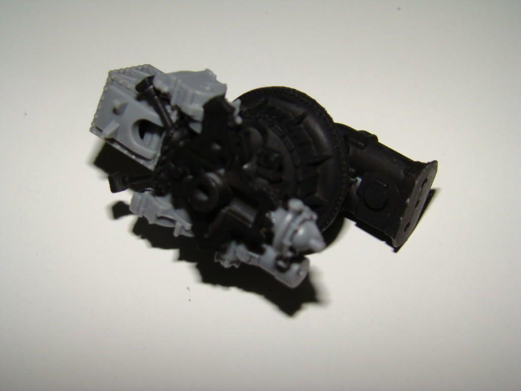 SPITFIRE MK.IXc 1:32 tamiya. DSC06636