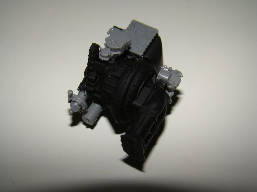 SPITFIRE MK.IXc 1:32 tamiya. DSC06637