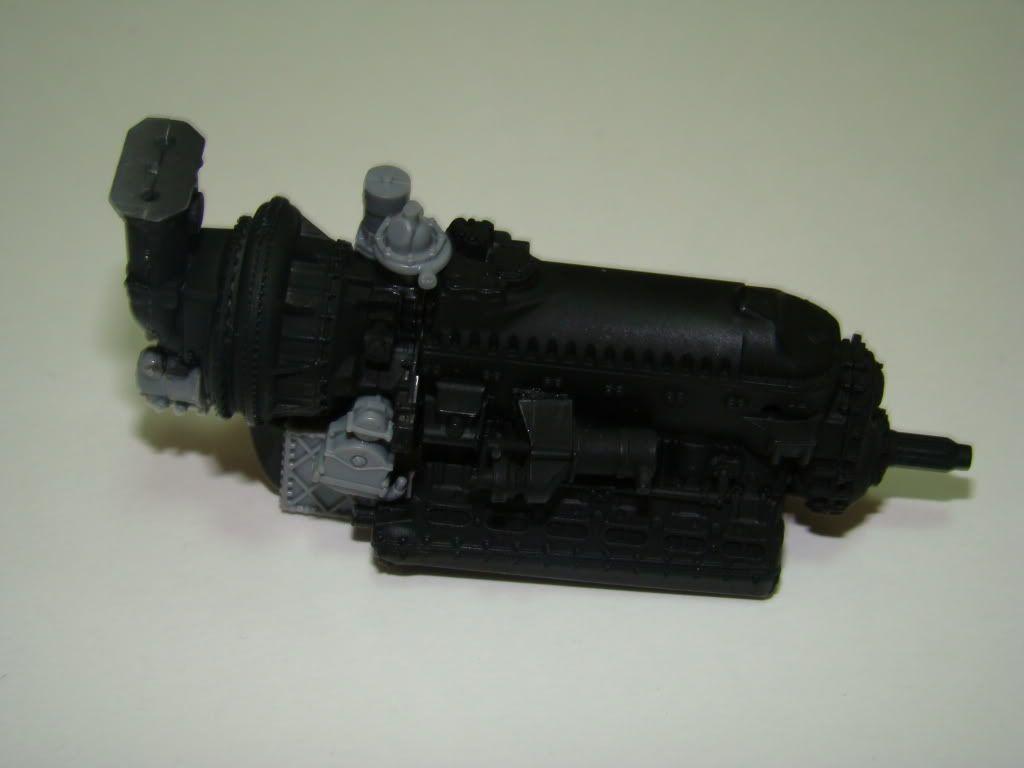 SPITFIRE MK.IXc 1:32 tamiya. DSC06820