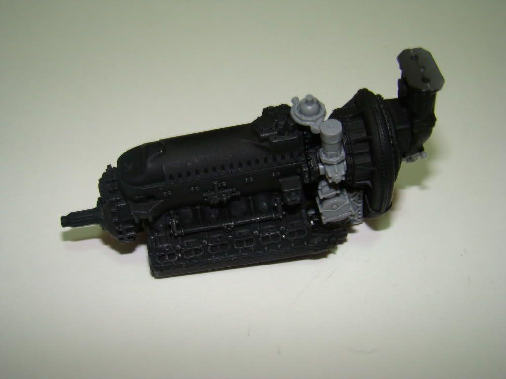 SPITFIRE MK.IXc 1:32 tamiya. DSC06821