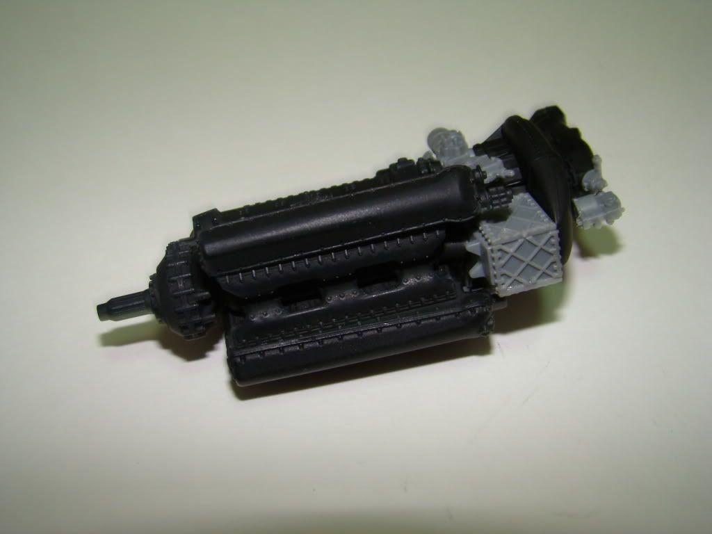 SPITFIRE MK.IXc 1:32 tamiya. DSC06822