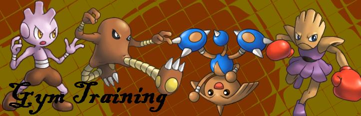 Bambii's New Art Shoppe GYMTRAINING