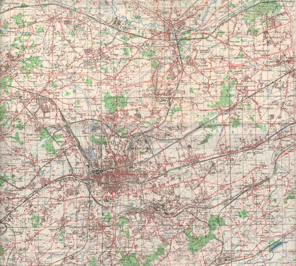 Dortmund 1945