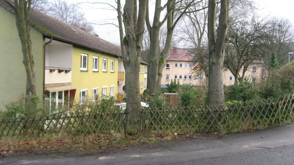 Marienburger Stasse aka Am Hang back