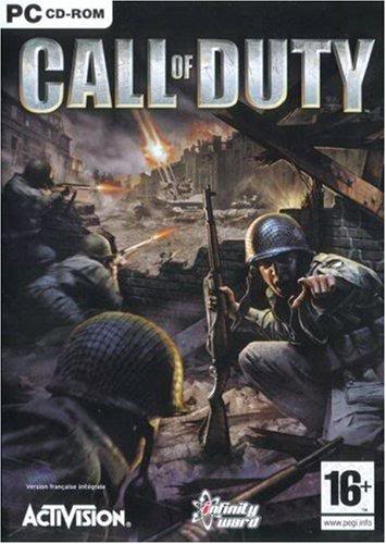 The Games(In Order) Callofduty