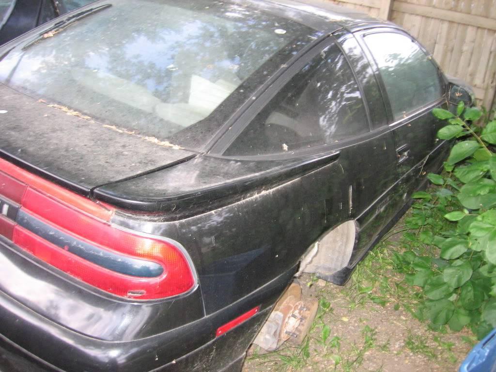 1993 Eclipse GS 4g63nt Tannersjunk004