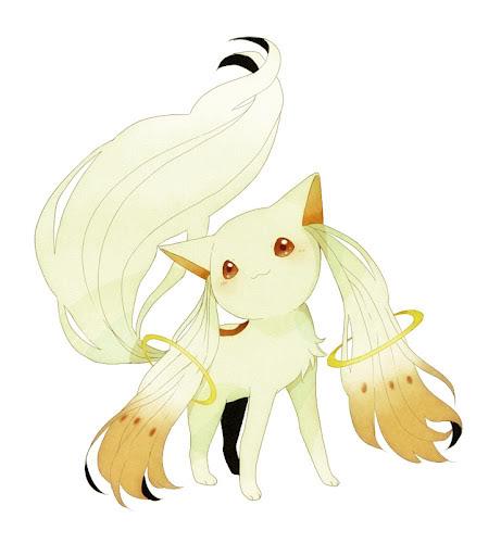 Ficha de Kyubey Kyubey-karan-koron-madoka-magica