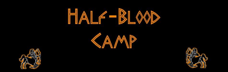 Half-blood Camp RPG
