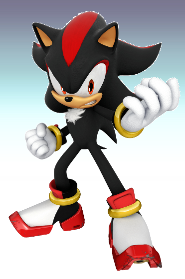 Shadow the Hedgehog Shadow