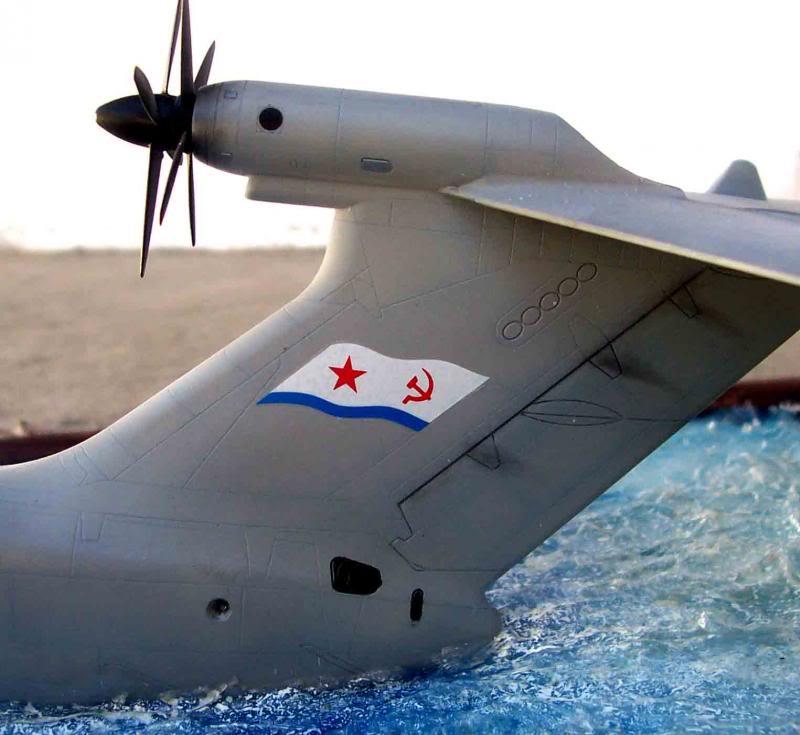 Ekranoplano A-90 - Revell 1/144 Mendoza093_zpsf2ef4a45