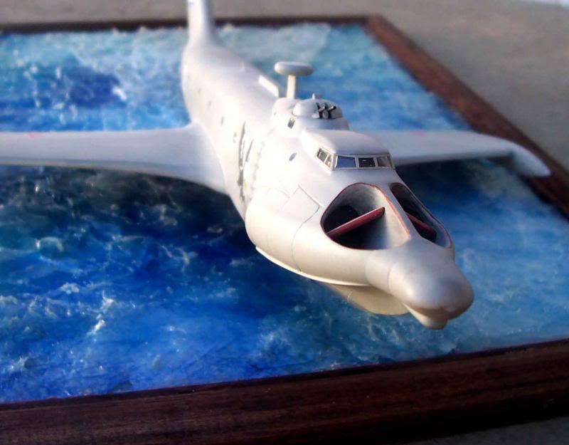 Ekranoplano A-90 - Revell 1/144 Mendoza096_zpse672777a