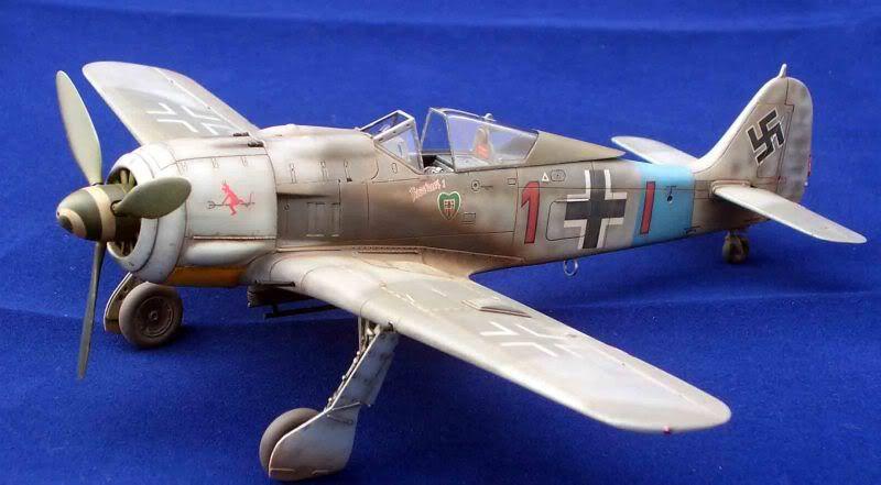 Focke-Wulf Fw 190  Gonzayvale007