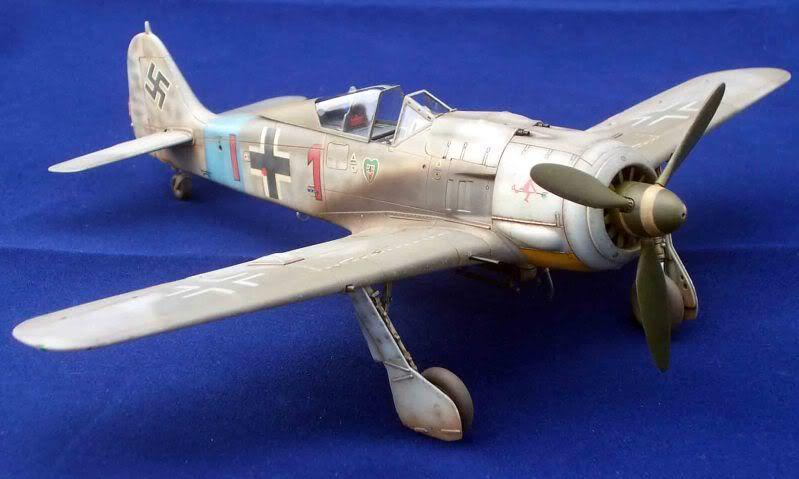 Focke-Wulf Fw 190  Gonzayvale009