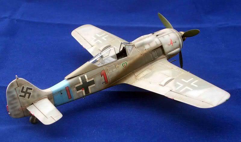 Focke-Wulf Fw 190  Gonzayvale011