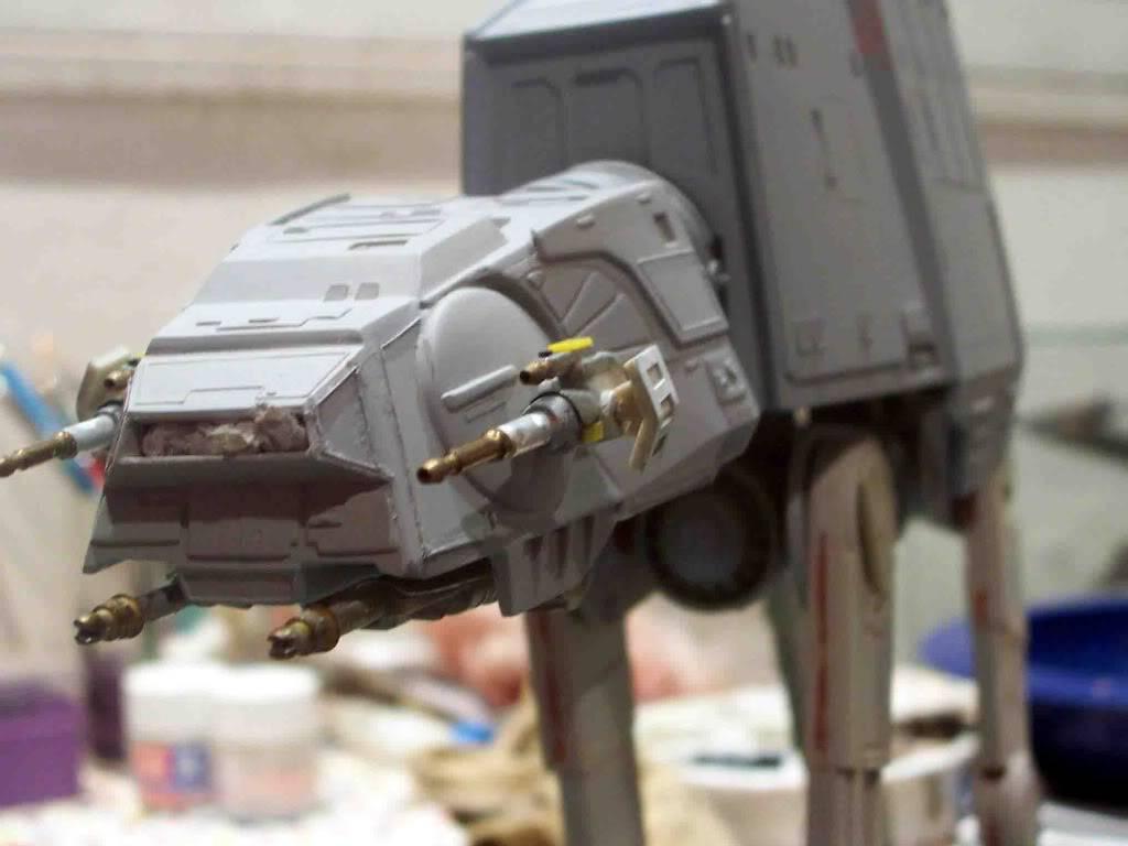 Strar Wars: AT - AT Walker (primera parte)  58