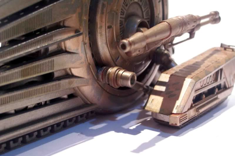 Star Wars - Corporate Alliance Droid Huio28