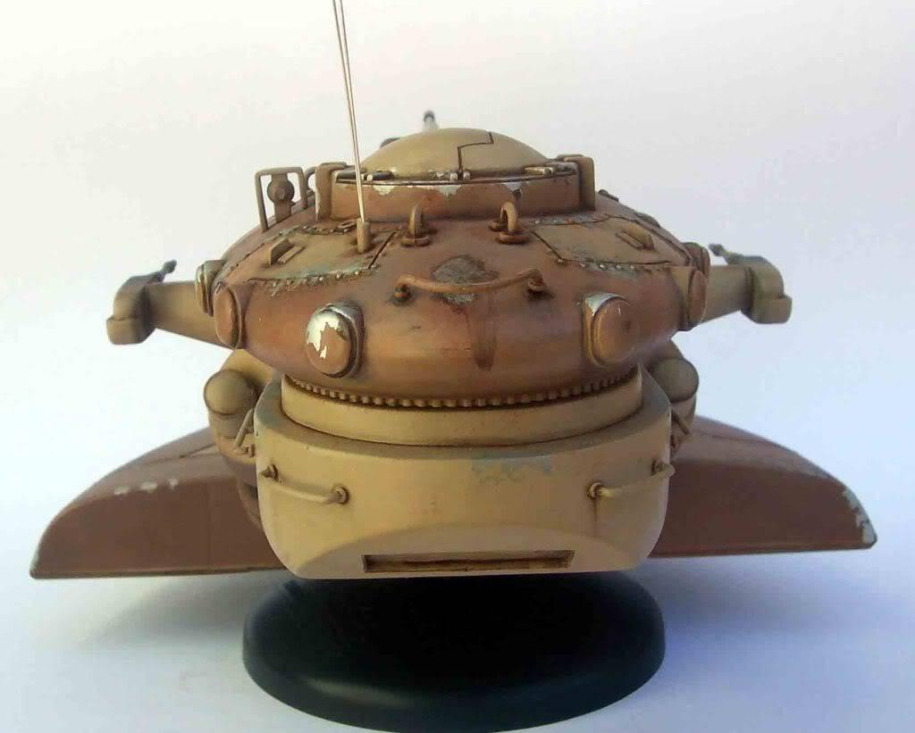 Star Wars: Trade Federation Tank 112